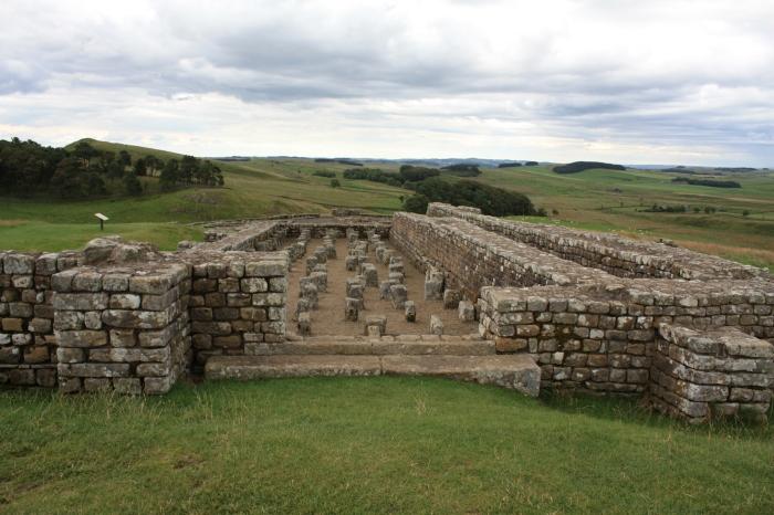 Hadrian's Wall 102