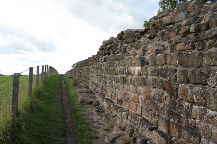 Hadrian's Wall 161