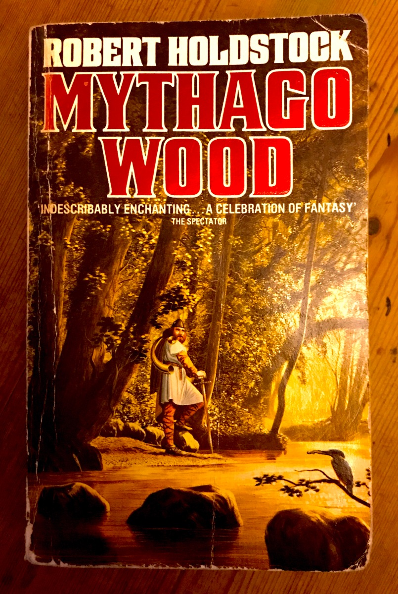 A Place On The Shelf 1: Mythago Wood