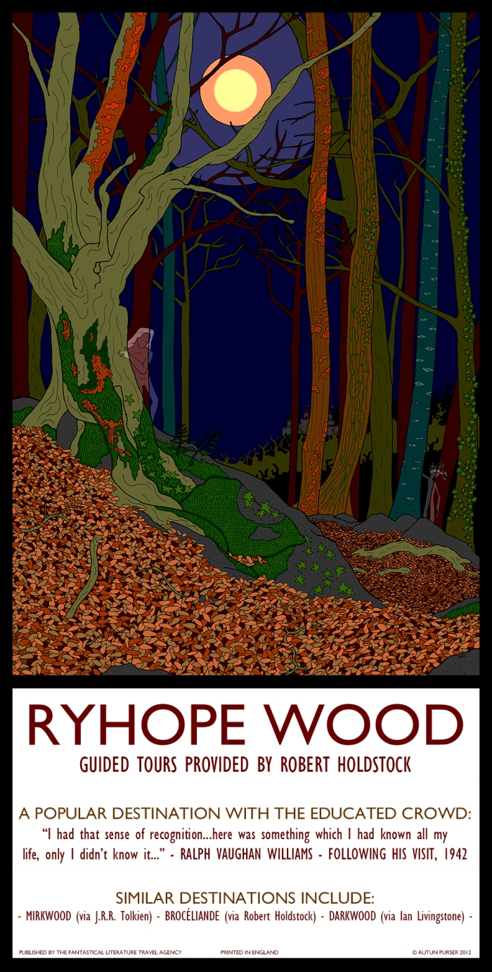 A Place On The Shelf 1: Mythago Wood | Richly Evocative