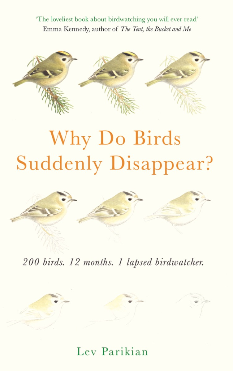 Flying Backwards: Lev Parikian's Why Do Birds Suddenly Disappear?